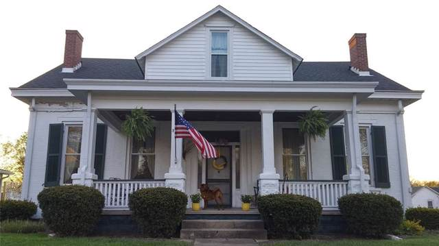 203 N Adams Street, Knightstown, IN 46148 (MLS #21668398) :: AR/haus Group Realty