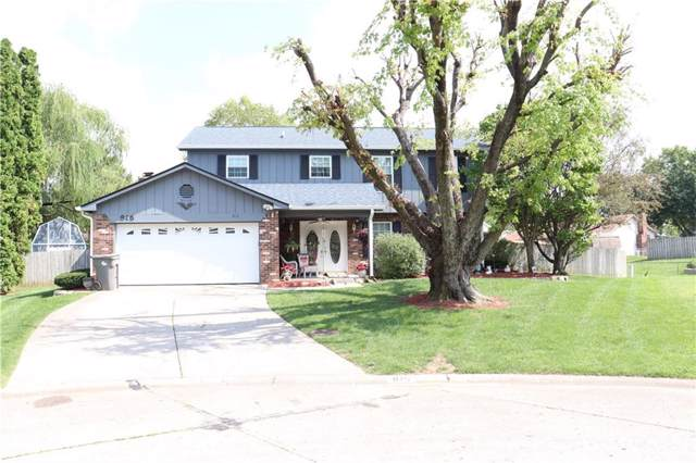 815 Corkwood Court, Indianapolis, IN 46227 (MLS #21668428) :: Richwine Elite Group