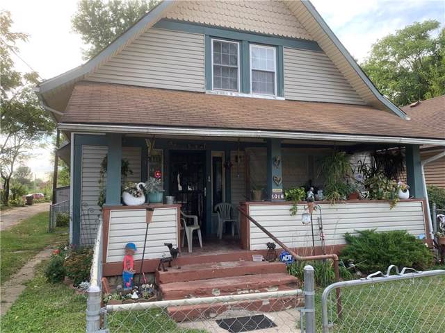 1016 N Belleview Place, Indianapolis, IN 46222 (MLS #21668441) :: The ORR Home Selling Team