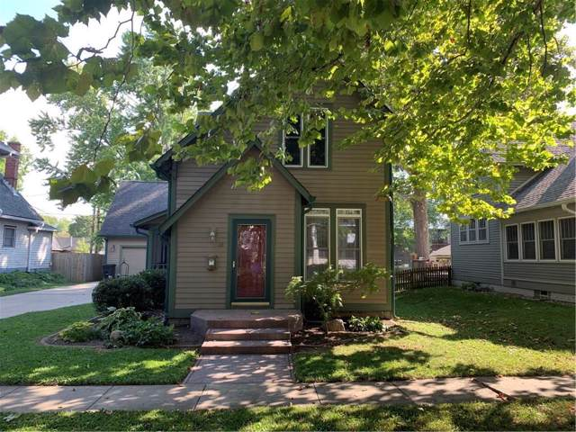 65 Martin Place, Franklin, IN 46131 (MLS #21668448) :: AR/haus Group Realty
