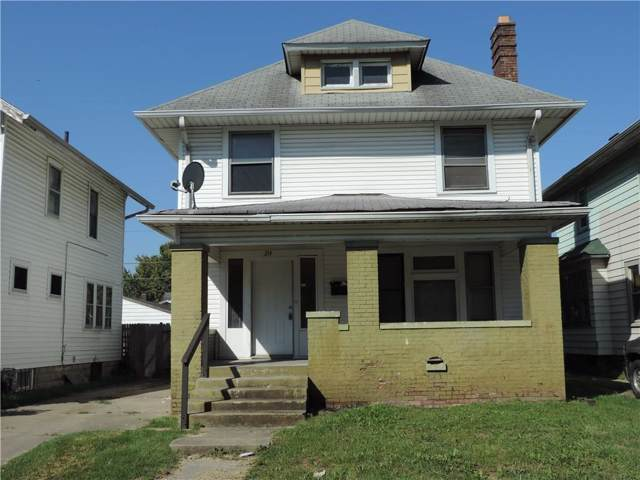 214 N Tremont Street, Indianapolis, IN 46222 (MLS #21668451) :: The ORR Home Selling Team