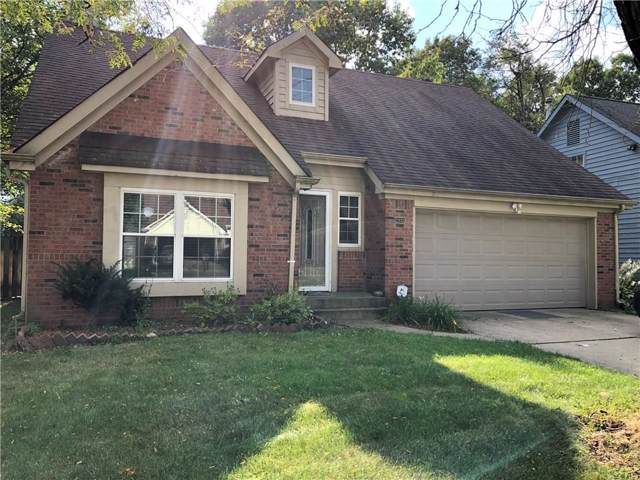 2933 Sunnyfield Court, Indianapolis, IN 46228 (MLS #21668465) :: AR/haus Group Realty
