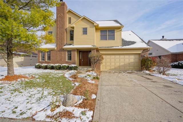 2025 Golf Stream Drive, Indianapolis, IN 46229 (MLS #21668477) :: Richwine Elite Group