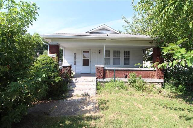 620 Laclede Street, Indianapolis, IN 46241 (MLS #21668497) :: AR/haus Group Realty