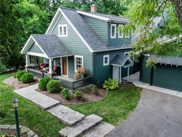 10 E Ash Street, Zionsville, IN 46077 (MLS #21668501) :: Mike Price Realty Team - RE/MAX Centerstone