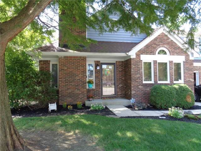 854 Sunbow Circle, Indianapolis, IN 46231 (MLS #21668516) :: AR/haus Group Realty