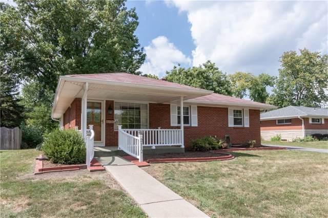 2112 Cord Street, Speedway, IN 46224 (MLS #21668522) :: Mike Price Realty Team - RE/MAX Centerstone