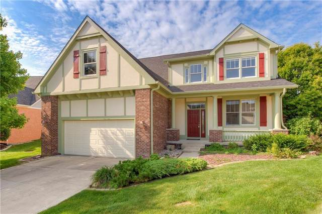 13520 Ashbury Drive, Carmel, IN 46032 (MLS #21668528) :: Mike Price Realty Team - RE/MAX Centerstone