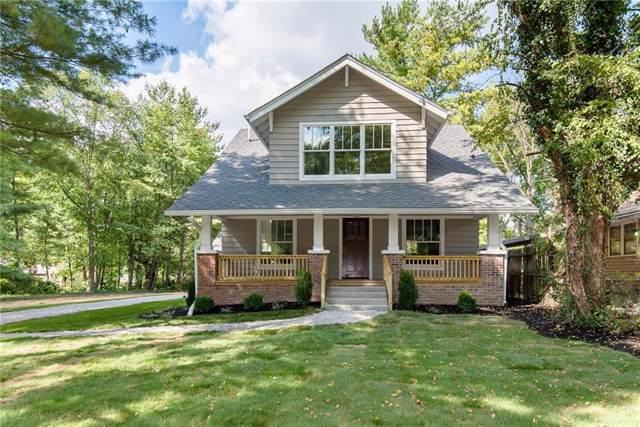 5740 Rawles Avenue, Indianapolis, IN 46219 (MLS #21668539) :: AR/haus Group Realty
