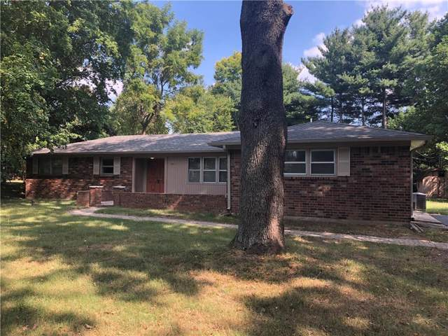 9611 Lincoln Boulevard, Indianapolis, IN 46280 (MLS #21668565) :: FC Tucker Company