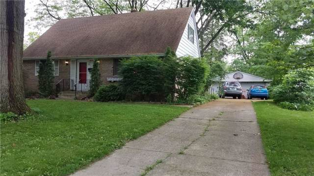 2626 Parkwood Drive, Speedway, IN 46224 (MLS #21668577) :: Mike Price Realty Team - RE/MAX Centerstone