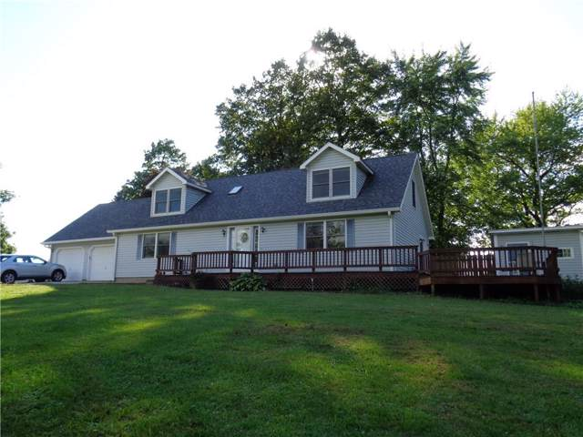 2214 E County Road 200 S, Danville, IN 46122 (MLS #21668582) :: The Indy Property Source