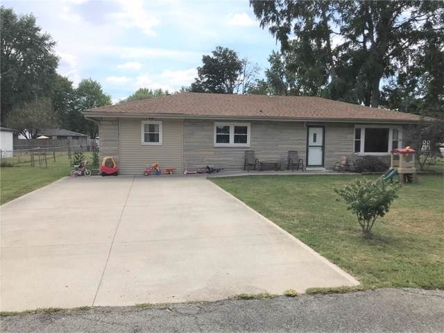 1833 John Street, Taylorsville, IN 47280 (MLS #21668596) :: Mike Price Realty Team - RE/MAX Centerstone