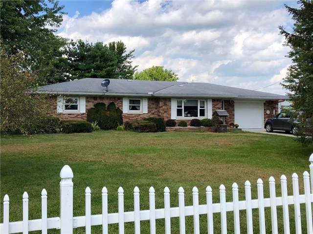 1616 E 350 S, Shelbyville, IN 46176 (MLS #21668597) :: The Star Team | RE/MAX Realty Group