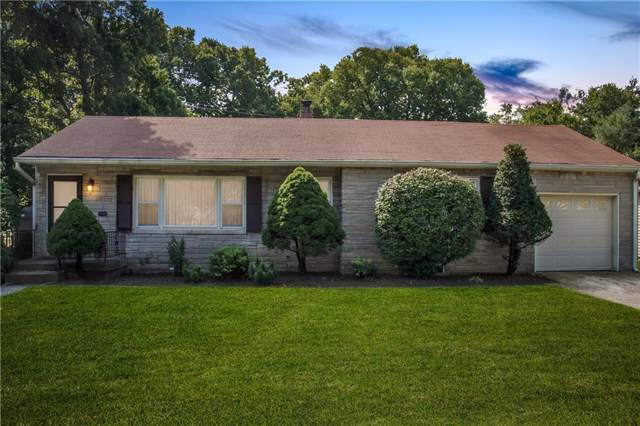 5811 Cadillac Drive, Speedway, IN 46224 (MLS #21668601) :: Mike Price Realty Team - RE/MAX Centerstone