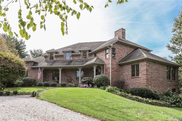 6071 Olive Branch Road, Greenwood, IN 46143 (MLS #21668605) :: Mike Price Realty Team - RE/MAX Centerstone
