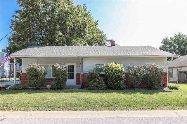 93 S Indiana Street, Bargersville, IN 46106 (MLS #21668606) :: The Indy Property Source
