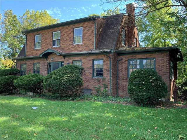 705 W Ohio Street, Rockville, IN 47872 (MLS #21668621) :: Mike Price Realty Team - RE/MAX Centerstone