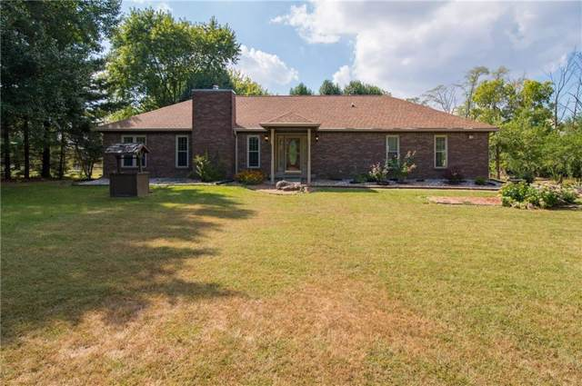 1346 N Buck Creek Road, Greenfield, IN 46140 (MLS #21668623) :: Heard Real Estate Team | eXp Realty, LLC