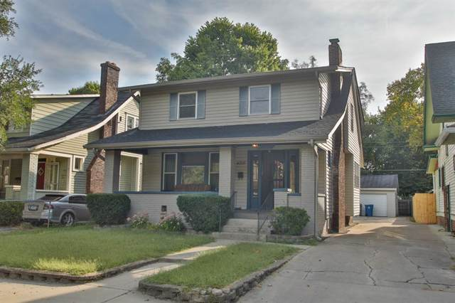 4315 Carrollton Avenue, Indianapolis, IN 46205 (MLS #21668632) :: Richwine Elite Group