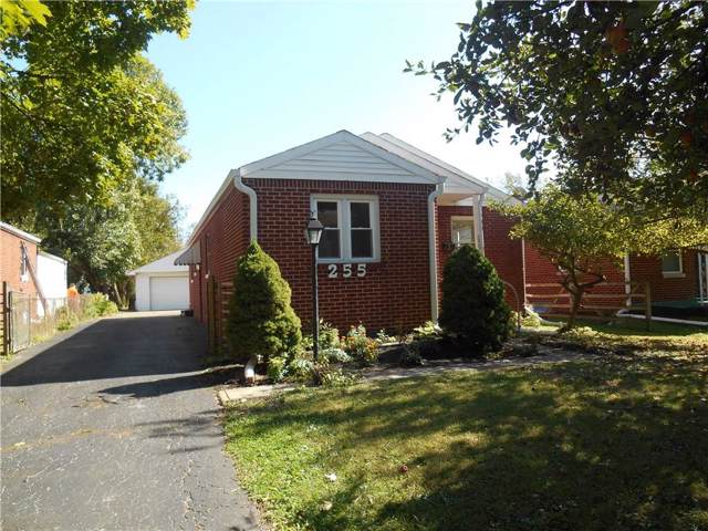 255 S Grant Avenue, Indianapolis, IN 46201 (MLS #21668637) :: The Evelo Team