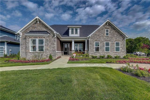 4820 Aberdeen Drive, Zionsville, IN 46077 (MLS #21668665) :: Mike Price Realty Team - RE/MAX Centerstone