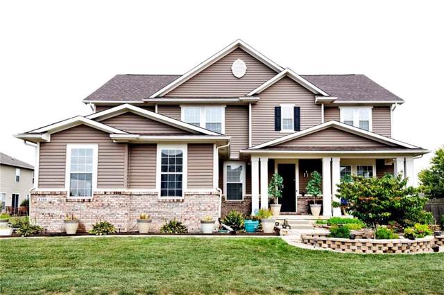 8308 Westcliffe Drive, Avon, IN 46123 (MLS #21668666) :: The Indy Property Source
