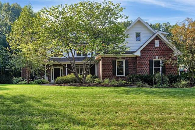 2825 Wolverine Way, Zionsville, IN 46077 (MLS #21668681) :: The Indy Property Source
