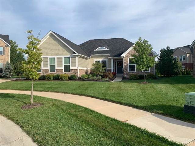 4518 Windchase Circle, Zionsville, IN 46077 (MLS #21668692) :: Mike Price Realty Team - RE/MAX Centerstone