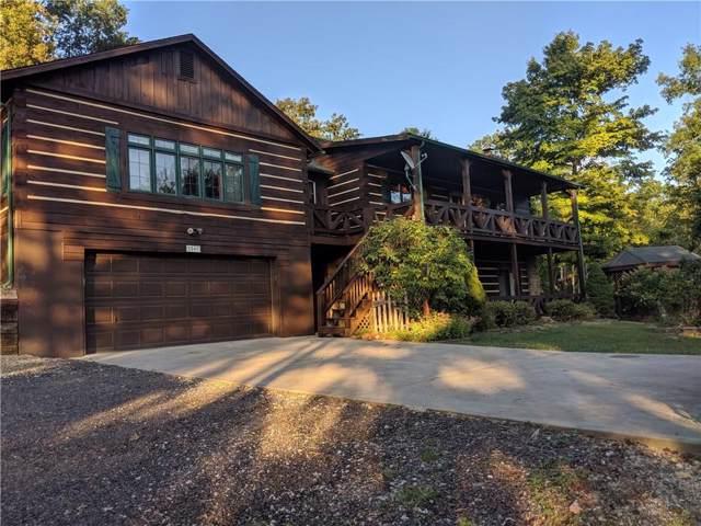 5505 Hoover Road, Nashville, IN 47448 (MLS #21668697) :: Heard Real Estate Team | eXp Realty, LLC