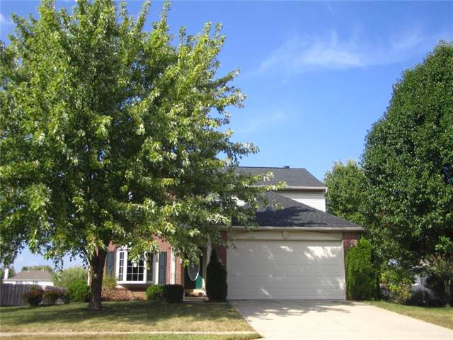12660 Brookhaven Drive, Fishers, IN 46037 (MLS #21668698) :: Heard Real Estate Team | eXp Realty, LLC