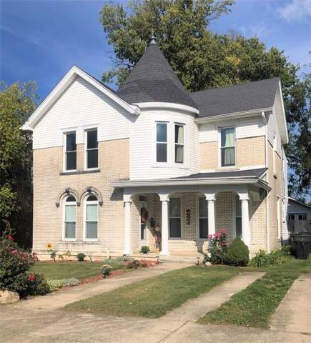 426 N Franklin Street, Greensburg, IN 47240 (MLS #21668702) :: The Indy Property Source
