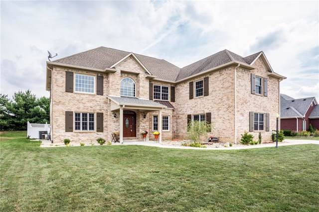 1225 American Avenue, Plainfield, IN 46168 (MLS #21668711) :: Mike Price Realty Team - RE/MAX Centerstone