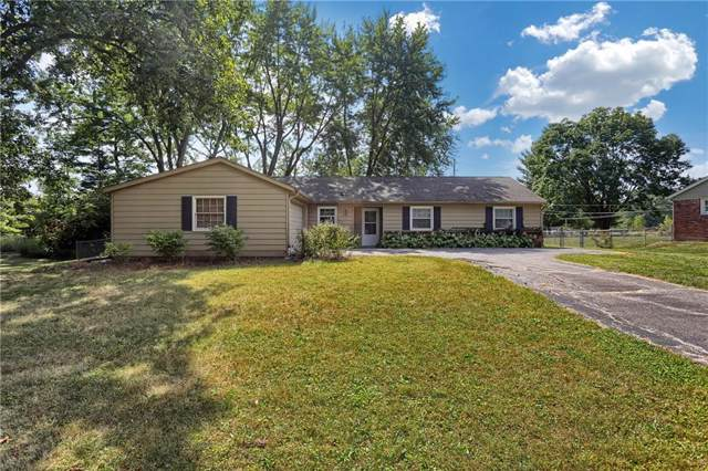 1751 Minturn Lane, Indianapolis, IN 46260 (MLS #21668720) :: The Indy Property Source