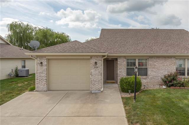 2034 Flamingo, Franklin, IN 46131 (MLS #21668740) :: Heard Real Estate Team | eXp Realty, LLC