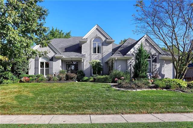 5028 Saint Charles Place, Carmel, IN 46033 (MLS #21668742) :: The Indy Property Source