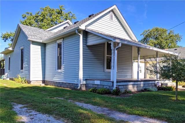 206 N Church Street, Lizton, IN 46149 (MLS #21668753) :: The ORR Home Selling Team