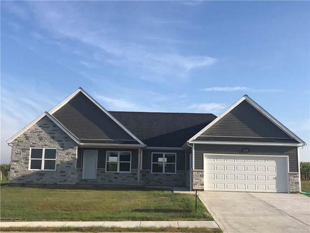 1322 W Daniel Drive W, Greensburg, IN 47240 (MLS #21668757) :: Mike Price Realty Team - RE/MAX Centerstone