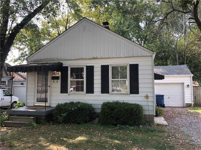 5636 N Keystone, Indianapolis, IN 46220 (MLS #21668770) :: Mike Price Realty Team - RE/MAX Centerstone