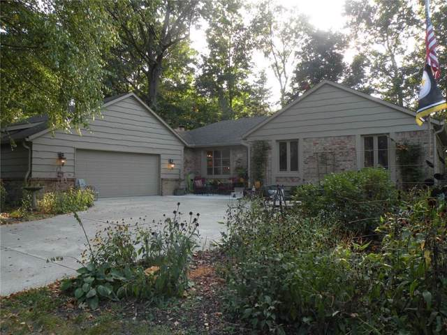 508 Woodland W Drive, Greenfield, IN 46140 (MLS #21668817) :: The Star Team | RE/MAX Realty Group