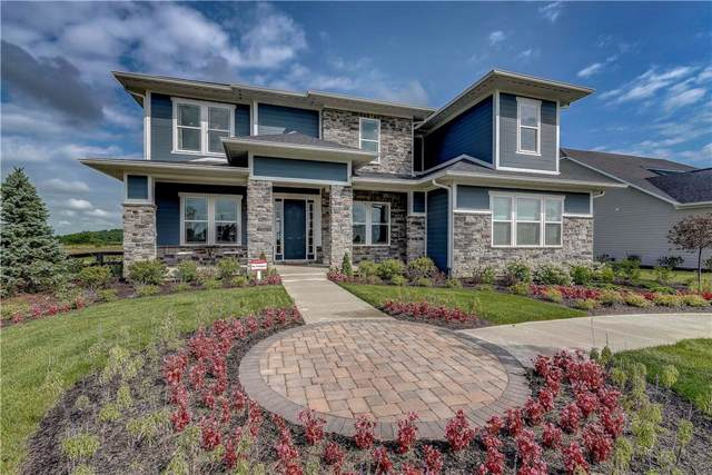 4830 Aberdeen Drive, Zionsville, IN 46077 (MLS #21668841) :: The Indy Property Source