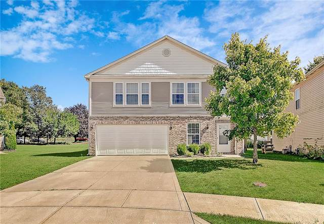 4155 Tahoe Court, Indianapolis, IN 46235 (MLS #21668847) :: The Indy Property Source