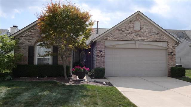 6831 Viola Court, Indianapolis, IN 46237 (MLS #21668850) :: David Brenton's Team