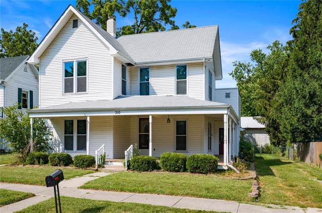 310 Walnut Street, Greenfield, IN 46140 (MLS #21668856) :: The Star Team | RE/MAX Realty Group