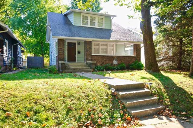 4237 Sunset Avenue, Indianapolis, IN 46208 (MLS #21668859) :: HergGroup Indianapolis