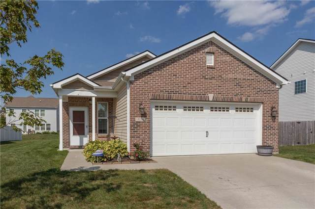 4218 Pearson Drive, Westfield, IN 46062 (MLS #21668860) :: HergGroup Indianapolis