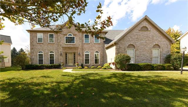 14712 Chamberlain Drive, Westfield, IN 46074 (MLS #21668864) :: AR/haus Group Realty