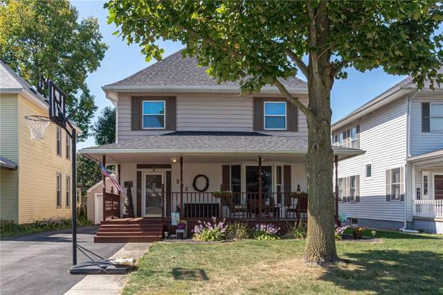 332 N Conde Street, Tipton, IN 46072 (MLS #21668865) :: Heard Real Estate Team | eXp Realty, LLC