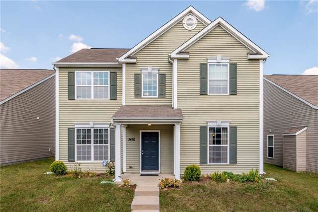 3470 Bloomsbury Lane, Indianapolis, IN 46228 (MLS #21668873) :: Mike Price Realty Team - RE/MAX Centerstone
