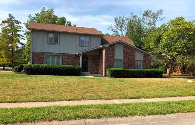 8233 Warbler Way, Indianapolis, IN 46256 (MLS #21668876) :: The Indy Property Source